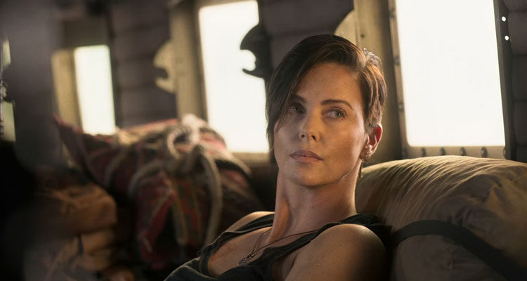 The Old Guard 2020 Movie Charlize Theron