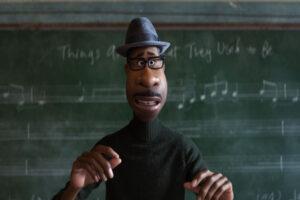 Soul 2020 Movie Jamie Foxx as Joe Gardner teaching class