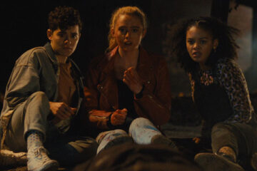 Freaky 2020 Movie Kathryn Newton, Celeste O'Connor and Misha Osherovich