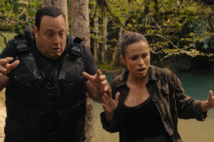True Memoirs of an International Assassin 2016 Movie Kevin James and Zulay Henao